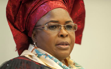 Jonathan's wife resigns as perm sec over rift with Dickson