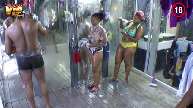 Big Brother Mzansi Shower Hour